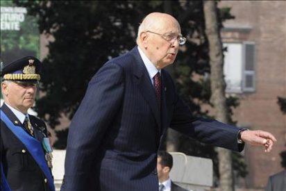 El presidente de Italia expresa sus reparos sobre las elecciones anticipadas