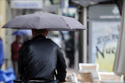 Las lluvias ponen en alerta a siete comunidades autónomas