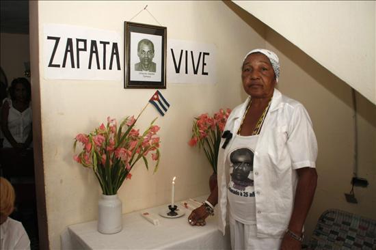 El PP quiere que Cuba explique la represión contra la madre de Orlando Zapata