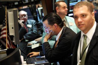 Wall Street baja un 3,29 por ciento en una semana de espanto
