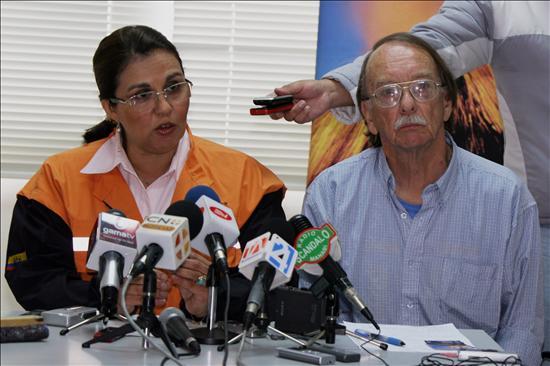Ecuador recupera la tranquilidad tras un sismo de 7,2 grados que casi no dejó daños