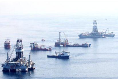 El Gobierno dice que deben continuar los trabajos para el sellado definitivo del pozo en el Golfo