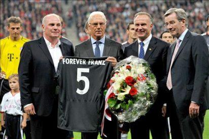 0-0. Casillas paró todo y sentenció el homenaje a Beckenbauer en los penaltis