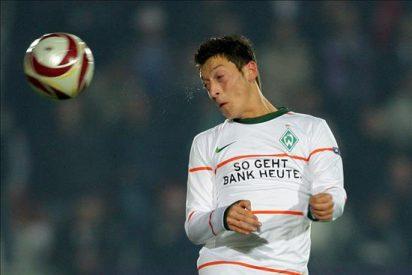 El Werder Bremen rechaza una oferta formal Real Madrid por Ozil