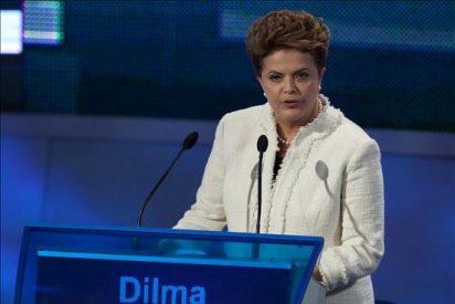 Rousseff le saca ocho puntos a Serra en un sondeo tras el primer debate presidencial
