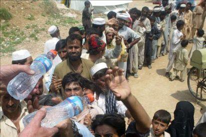 La ONU confirma los primeros brotes de cólera tras las inundaciones en Pakistán