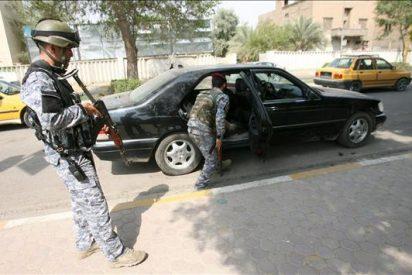 Mueren dos policías y dos milicianos pro gubernamentales en ataques en Bagdad