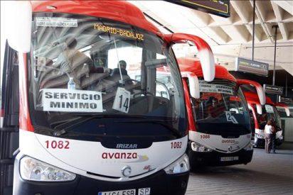 Unos 8.000 viajeros afectados por la huelga de Auto Res