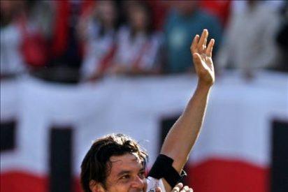 El argentino Marcelo Gallardo firmó por un año con el Nacional de Montevideo