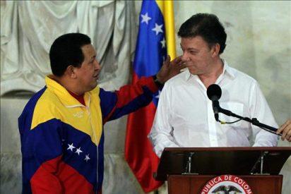 Santos asume como un reto personal recuperar el mercado venezolano para Colombia