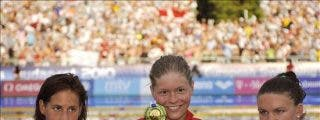 Villaecija, bronce en los 1.500 metros libre en los Campeonatos de Europa de Budapest