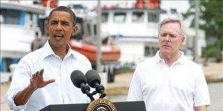Obama defiende el turismo y la producción local en la Costa del Golfo tras el vertido