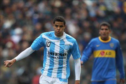 "Racing Club da un golpe en 'La Bombonera"" y vence al Boca"