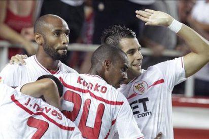 3-1. El Sevilla remonta un partido vibrante y el Camp Nou decidirá el campeón