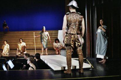 "Aplausos en el Festival de Edimburgo para la ópera ""Montezuma"""