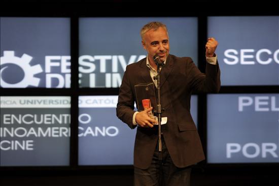 """El festival de Lima premió a """"Hotel Atlántico"""" y homenajeó a Ricardo Darín"""