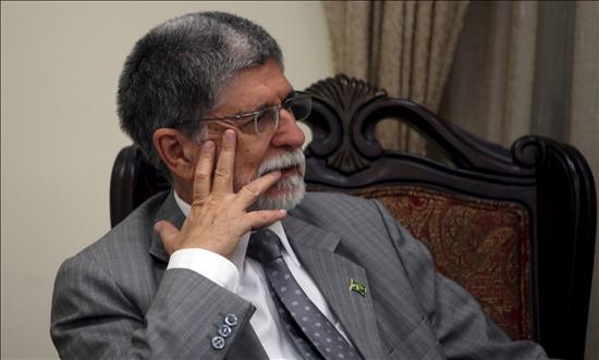 Amorim afirma que acusar a los violadores de derechos humanos no salva vidas