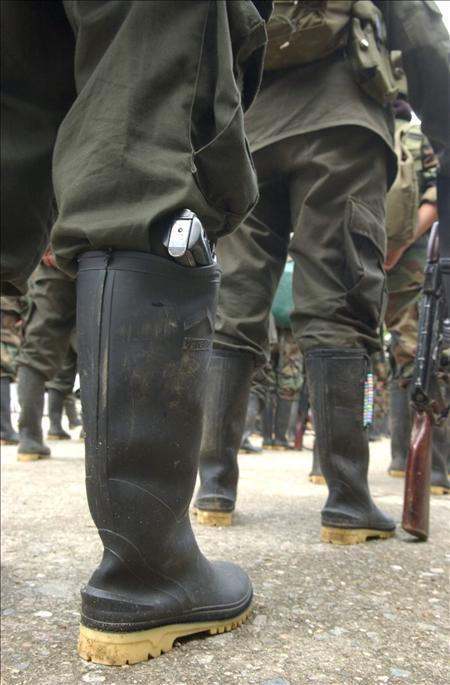 Las autoridades rescatan de manos de las FARC a un japonés secuestrado en Colombia
