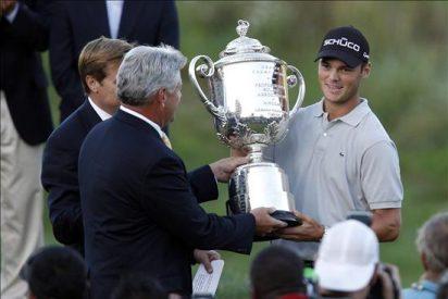 El alemán Kaymer, campeón del último 'Grande' de la temporada de golf