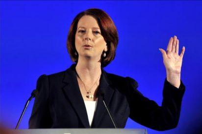 La primer ministra de Australia inicia oficialmente la campaña electoral