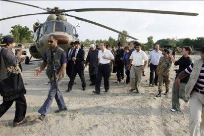 Ban promete aumentar los esfuerzos para movilizar la ayuda internacional a Pakistán