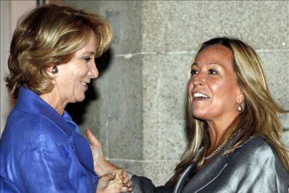 Jiménez estaba en junio a 3 puntos de Aguirre y Gómez a 16, según un sondeo del PSOE