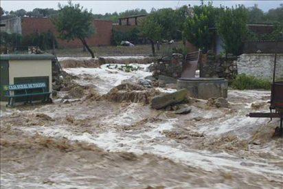 Canarias y Castilla-La Mancha, en alerta por lluvias y tormentas