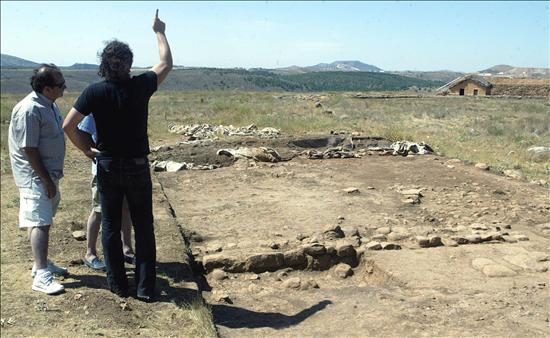 La campaña de Numancia identifica dos campamentos del cerco romano Escipión