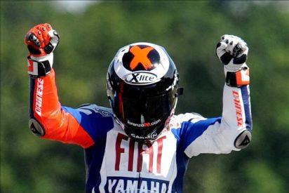 Lorenzo da un paso de calidad camino de su primer título de MotoGP