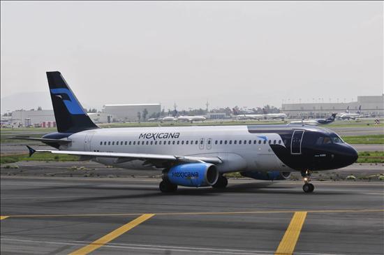 Mexicana de Aviación deja de operar entre Madrid y México
