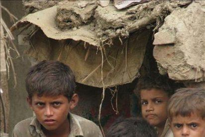Temor por la infancia en Pakistán, que recibe el 27 por ciento de la ayuda pedida