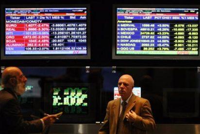 Los mercados de América Latina cierran en azul tras un moderado descenso en Wall Street