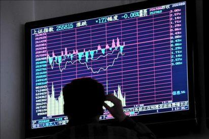 El índice Hang Seng baja 30 puntos, 0,14% en la apertura hasta 21.081 puntos