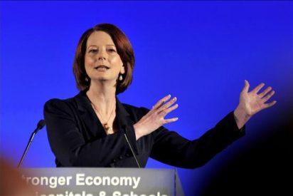 La primera ministra defiende que Australia cambie la monarquía por una república