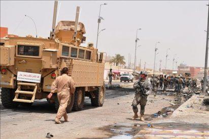 Mueren 41 personas y 102 resultan heridas en un atentado suicida en Bagdad