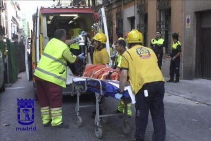 Un trabajador muerto al caer de un poste de la luz en Soto del Real