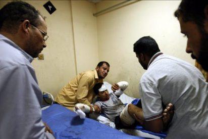 Cruento atentado contra un centro de reclutamiento en Bagdad semanas antes de la retirada de EE.UU.