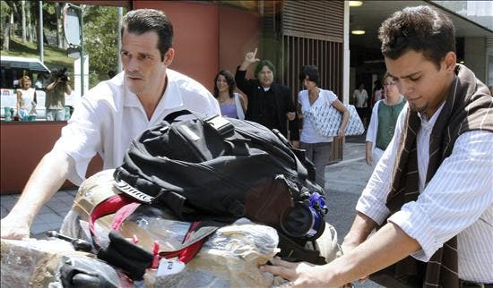Llegan a Madrid tres nuevos presos políticos cubanos