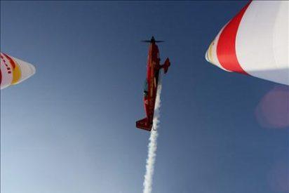 El piloto Alex Maclean muere en un accidente en el aeródromo de Casarrubios, en Toledo
