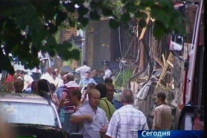 Al menos dieciséis heridos en una explosión en una cafetería en la ciudad rusa de Pyatigorsk