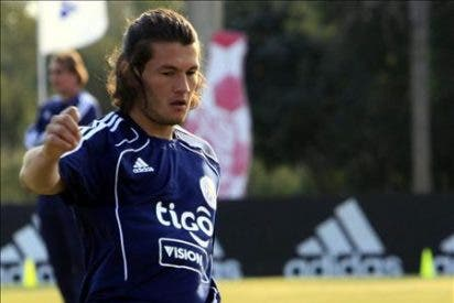 El atacante Nelson Haedo firma por el Hércules y recomienda a otro paraguayo