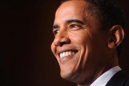 Obama busca con su cara más amable apoyo para los candidatos demócratas