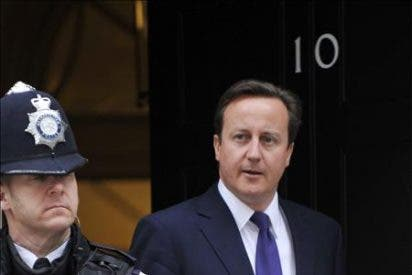 Apoyo popular al Gobierno de coalición británico en sus primeros 100 días
