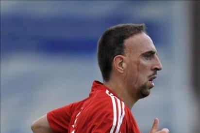 Ribery se muestra decepcionado por la sanción de la Federación Francesa