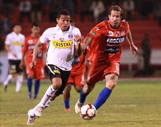 Con el nivel mostrado en Sucre, se ve remota la opción del Colo Colo, según la prensa
