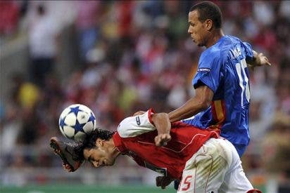 1-0. Un indómito Braga sorprende al Sevilla y toma ventaja en la eliminatoria