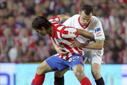 El Sevilla y el Arsenal inglés negocian el traspaso del francés Squillaci