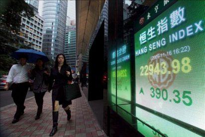 El índice Hang Seng abre con ganancia de 71,97 puntos, 0,34 % hasta 21.094,7