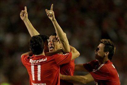 3-2. El Internacional, campeón de la Libertadores con remontada ante Chivas