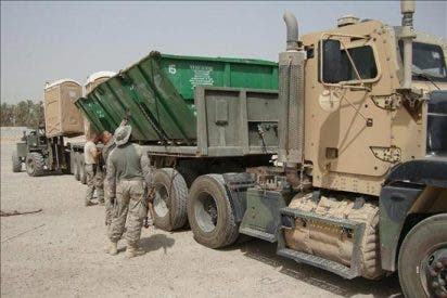 La última brigada de combate estadounidense abandona Irak